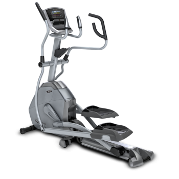 Vision Fitness XF40 w/ Elegant Console Folding Elliptical Trainer