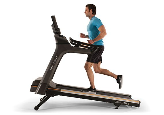 Matrix Fitness T75 Treadmill