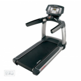 "Life Fitness Platinum Club Treadmill w/7"" Inspire Console"