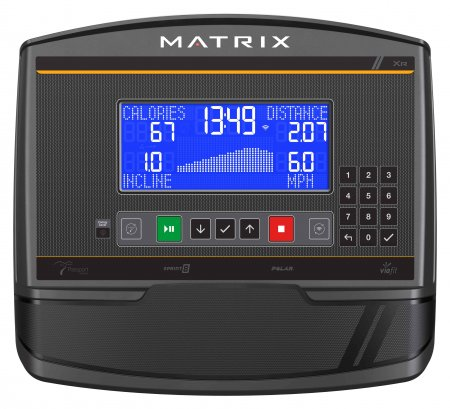 Matrix Fitness TF30 Treadmill