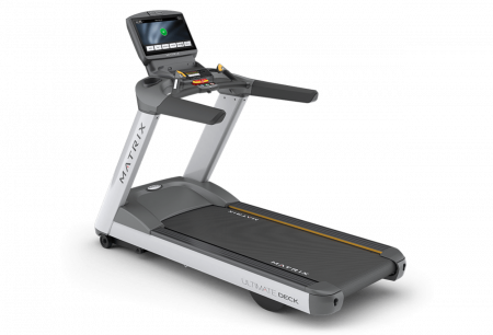 Matrix Fitness T130 Treadmill with X console